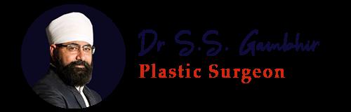 Dr. S.S. Gambhir Logo